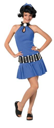 Flintstones Kostüm Betty - Rubie's 3 16881 - Betty Geröllheimer Kostüm, Größe M