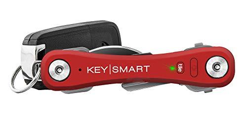 KeySmart Pro | Llavero Compacto Linterna LED tecnología