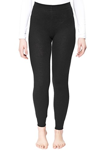 Woolpower Long John 200 - - noir sous vetement sport Black