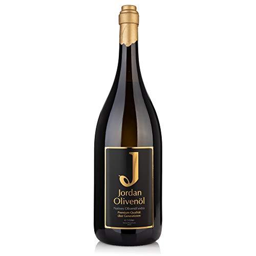 Jordan Olivenöl - Magnumflasche 3 L natives Olivenöl extra