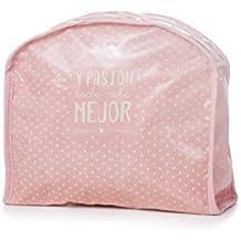 60fad8840 Neceser rosa amor/pasion