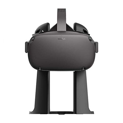 Carplink Support de Casque VR pour Casque de réalité virtuelle Oculus Rift S/Oculus Quest VR Support d'affichage VR Display Holder
