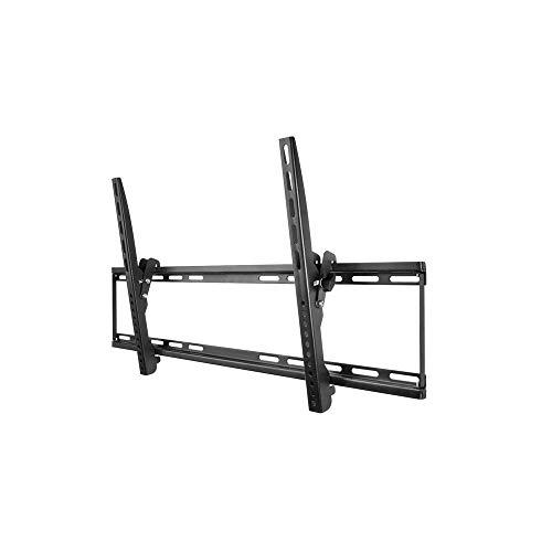 Goobay 63495 EasyFlex Slim XL TV Wandhalterung, extraflacher neigbarer Halter für TVs bis  75