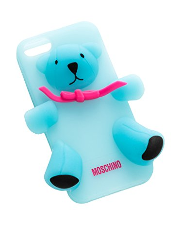Love Moschino Etui iPhone 5/5S-Ciel