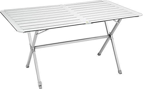 BRUNNER Campingtisch Silver Gapless Level 6