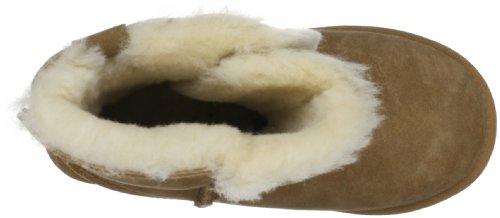EMU Australia Valery Lo, Bottes fourrées femme Marron (Chestnut)
