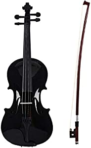 Arctic Onyx Violin Kit - Violin 4/4 with case, bow & R