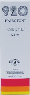 MM-Cosmetic 920 Hairoton Hair Tonic, 1er Pack (1 x 0,125 L) (Chinesisch-tonic)