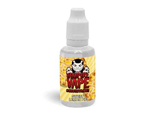 Vampire Vape - Aroma Sweet Lemon Pie 30 ml Packung 1er Packung
