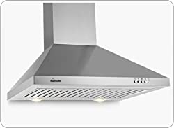 Sunflame Venza 60 1100 m3/h Chimney