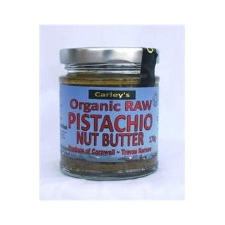 Org Raw Pistachio Nut Butter 170g