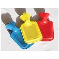 750ml Gummi-Wärmflasche für Kinder, doppelt gerippt preisvergleich bei billige-tabletten.eu