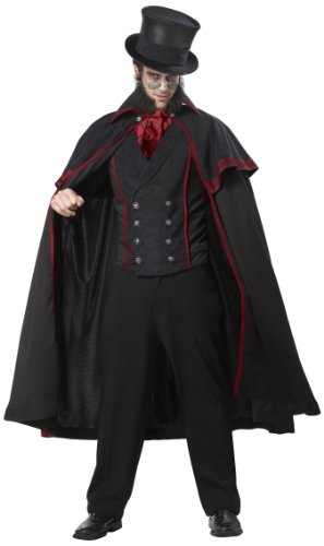 The Ripper Set Fancy Dress Extra Large (Deluxe Fancy Dress Kostüm)