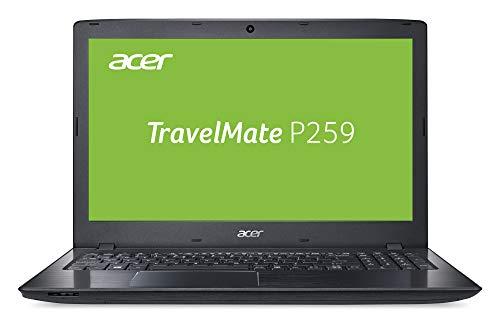 """Acer TravelMate P259-G2-M-521D Nero Computer portatile 39,6 cm (15.6"""") 1920 x 1080 Pixel 2,50 GHz Intel® CoreTM i5 di settima generazione i5-7200U"""