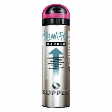 aerosol-de-500-ml-de-peinture-de-marquage-fluorescente-ephemere-tempo-marker-couleur-rose-cerise