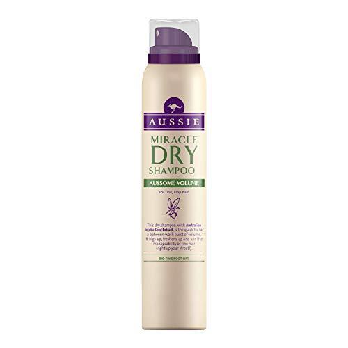 Aussie Miracle Dry Shampoo Aussome Volume for fine, limp hair 180ml