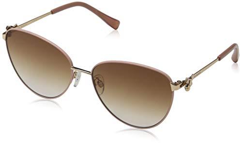 Ted Baker Damen Hanna Sonnenbrille, Pink/Brown, 58.0