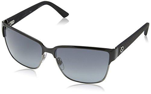 Gucci Sonnenbrille 4263/S HD LOW (60 mm) schwarz DE 60-14-140 (60-14-140)