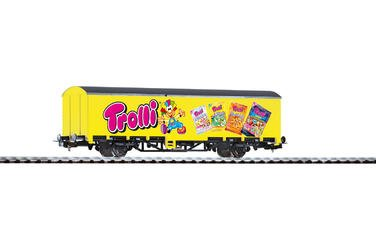 Piko 57764 H0 Gedeckter Güterwagen Trolli