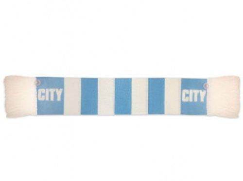 fanoriginals – Bufanda, diseño retro de equipo Manchester City