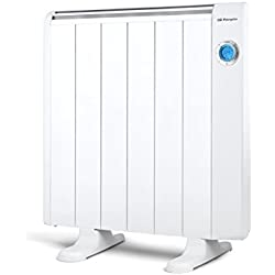 Orbegozo RRE 1010 Emisor térmico, 1000 W, Aluminio, Color Blanco