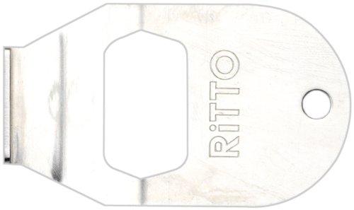 Ritto 1231485 Hilfswerkzeug für Namensschild Verrano