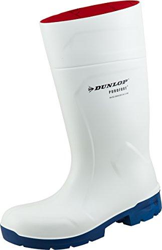 Dunlop , Chaussures de sécurité pour homme Blanc - Blanc