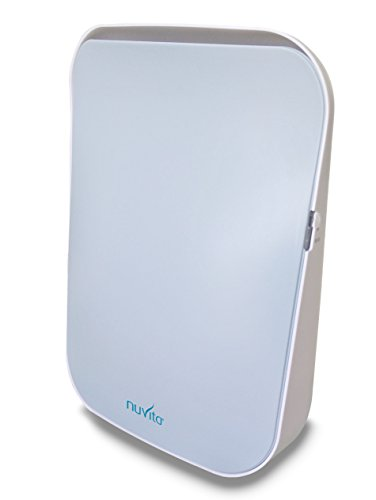 Nuvita Purificador de Aire Ionizador 1850 - Filtro HEPA Auténtico y Filtro de Carbón Activado - Elimina...