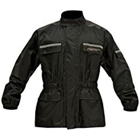 Nuovo RST moto Rain Jacket Black