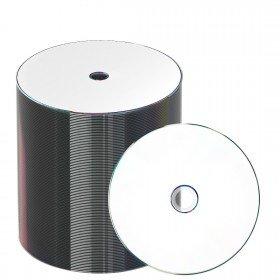JVC-Taiyo Yuden DVD-R 120 min/4.7 GB 16x, Full printable White, 100 Stück in ECO-pack 120 Gb-dvd-cd
