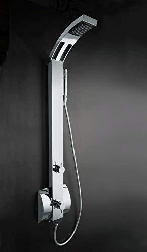 Sfera Young Colonne de douche avec mitigeur thermostatique