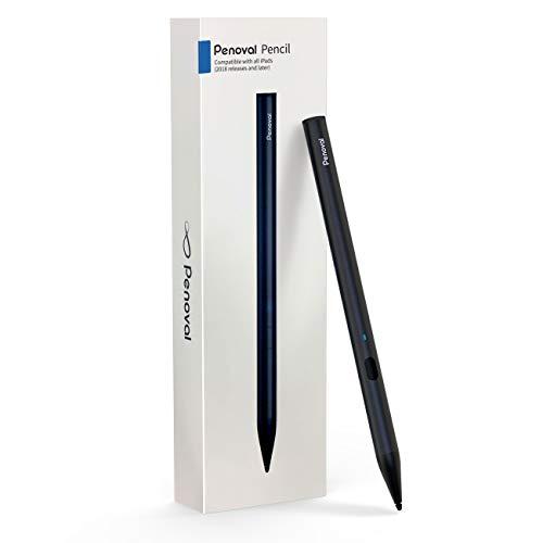 Penoval Palm Rejection Stift kompatibel für iPad Pro (3rd Gen,11\'\'&12.9\'\'), iPad (6th Gen), iPad Air (3rd Gen) und iPad Mini (5th Gen)