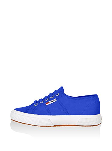 Superga Unisex-Erwachsene 2750-Cotu Classic Low-Top Bleu - Intense Blue