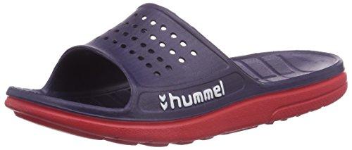hummel - HUMMEL SPORT SANDAL, ciabatte  da donna, Morado (Purple Velvet), 37 EU
