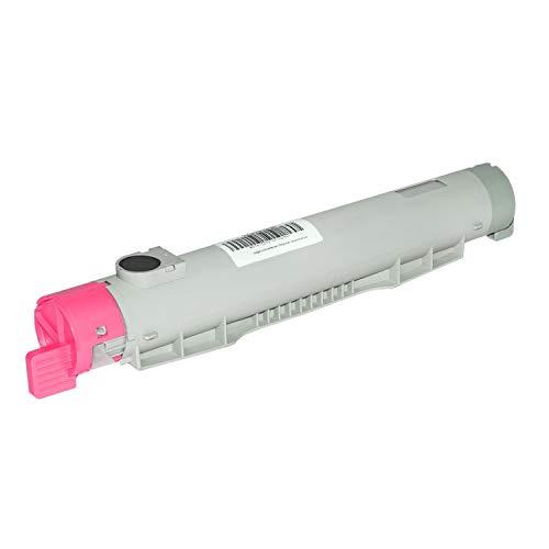 Magicolor 3300 Toner Magenta (Toner kompatibel für Konica Minolta Magicolor 3300 DN EN Scancopy 3300-1710550003 - 9960A1710550003 - Magenta 6.000 Seiten)