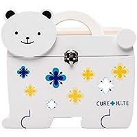 Süßes Kätzchen Erste Hilfe Kasten Childrens Medizinschrank Medizin Box Medikament Kiste Aus Holz preisvergleich bei billige-tabletten.eu