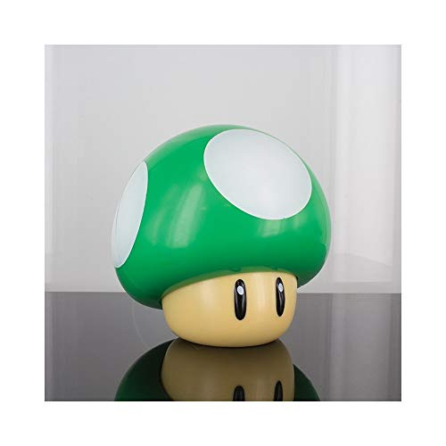 Paladone Lámpara Super Mario 1 Up Mushroom