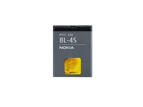 Original Nokia Akku BL-4S 2680 slide 3600 slide 3710 fold Nokia 3600 Slide