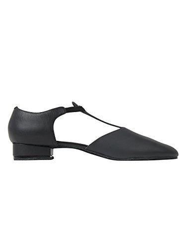 Rumpf RU71 Griechische Sandale Weite M Chromledersohle schwarz EU 33,5 UK 1.5