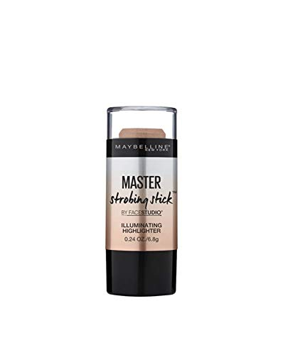 Maybelline New York Master Strobing Stick Illuminateur 200 Medium Nude Glow