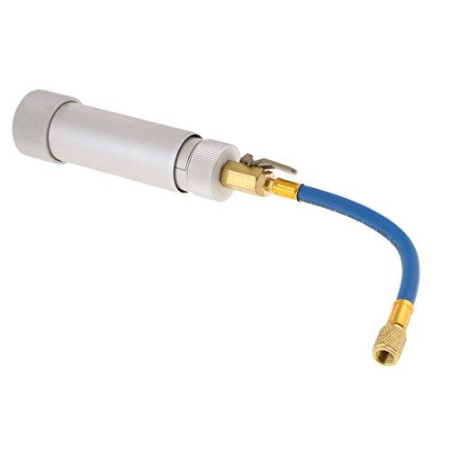 Baoblaze Dye und Öl Hand-Injektor Manometer Injektor für R-134a und R-12 Systeme -