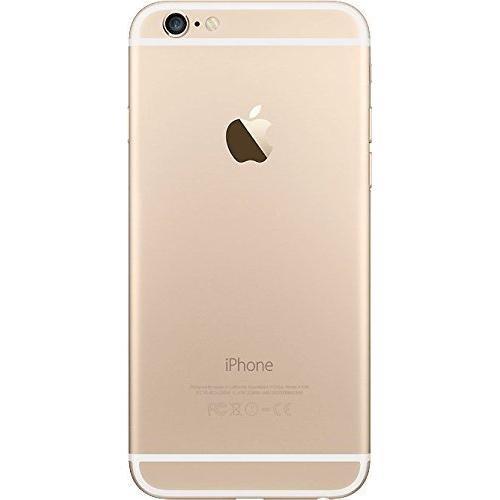 Apple iPhone 6 - Smartphone de 4 7   Dual-Core 1 4 GHz  RAM de 128 GB  memoria interna de 1 GB  camara de 8 MP  iOS  color oro
