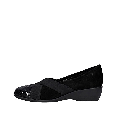 Cinzia Soft IV9831-BS 001 Mocassino Donna Nero