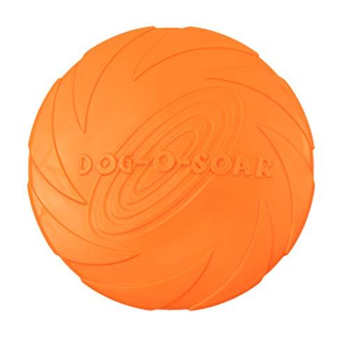 LXYU Hund Frisbee, Mittlere und GroßE Hund Big Dog Pet Training Spielzeug (Nicht Zum Kauen Geeignet, Sehr Geeignet FüR Training) -