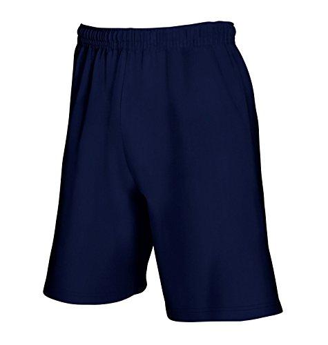 Fruit of the Loom Lightweight Shorts in Deep Navy Größe: XL