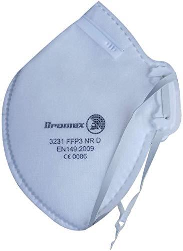 Mascarilla Antipolución N95, Con Capas Válvula Filtro FFP3 98% Bacterias Anti PM2.5 Neumonía Protección contra la Influenza Mascarilla Antipolución Unisex Exterior (1 pcs)