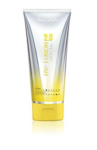 Alcina Hyaluron 2.0 Spülung, 1 x 200 ml - Schicken Sie trockenes Haar in die Wüste!