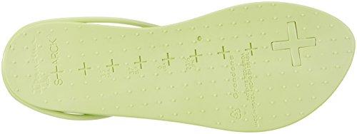 Ipanema Philippe Starck Thing M II Fem, Tongs Femme Grün (green/green)
