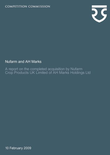 nufarm-and-ah-marks-a-report-on-the-completed-acquisition-by-nufarm-crop-products-uk-limited-of-ah-m