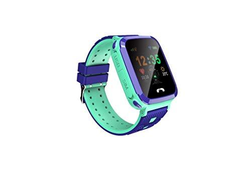 Hunpta@ Intelligente Armbanduhr für Kinder, wasserdicht, Smartwatch